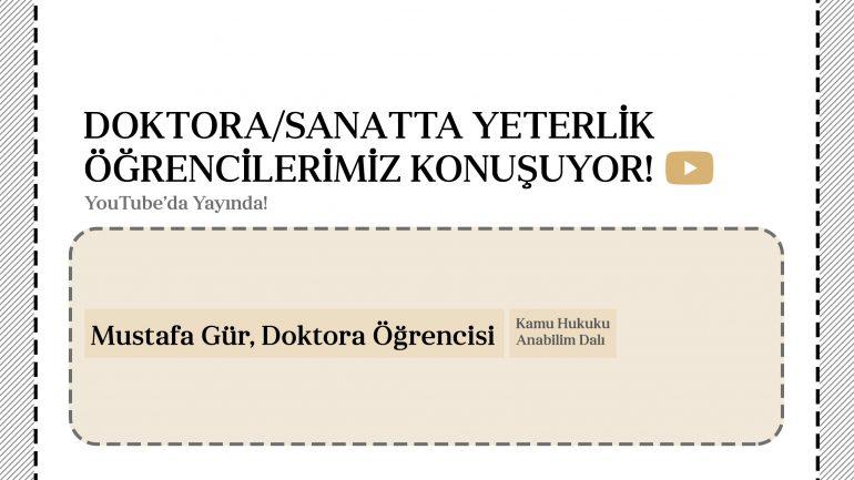 LEE_Dr. Öğrencileri Söyleşi_Sosyal Medya_Mustafa Gür